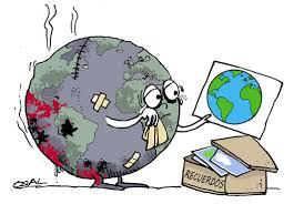 la tierra enferma