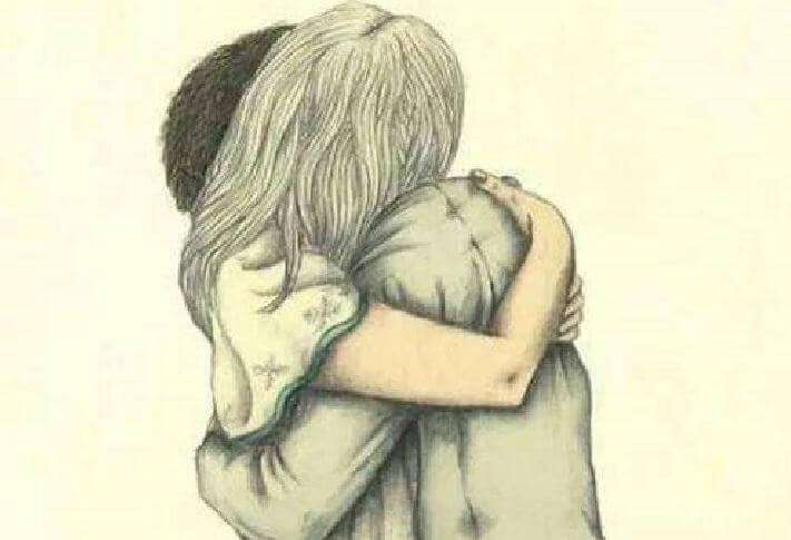 Se perdieron miles de abrazos.